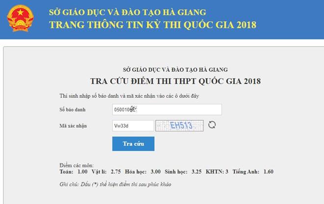 Bất ngờ thí sinh Hà Giang 9 điểm Toán sau chấm thẩm định bị điểm liệt, trượt tốt nghiệp - Ảnh 4.
