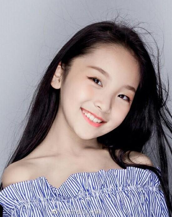 Em họ 7 tuổi xinh đẹp của Phạm Băng Băng chính thức nối gót chị, dấn thân vào showbiz - Ảnh 7.