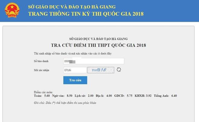 Bất ngờ thí sinh Hà Giang 9 điểm Toán sau chấm thẩm định bị điểm liệt, trượt tốt nghiệp - Ảnh 1.