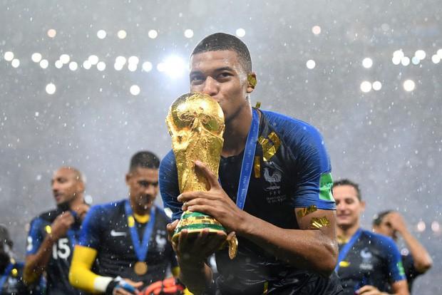 Năm 2018, trên vũ đài World Cup, Mbappe chính thức bước ra ánh sáng - Ảnh 11.