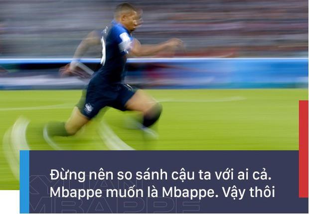 Năm 2018, trên vũ đài World Cup, Mbappe chính thức bước ra ánh sáng - Ảnh 5.