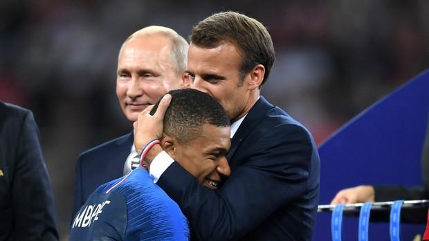 Năm 2018, trên vũ đài World Cup, Mbappe chính thức bước ra ánh sáng - Ảnh 7.