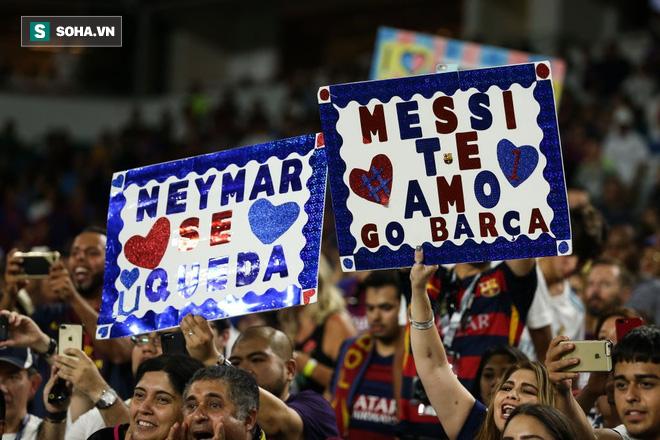 Neymar: Bi kịch của ngôi sao hạng hai chạy trời không khỏi nắng - Ảnh 1.