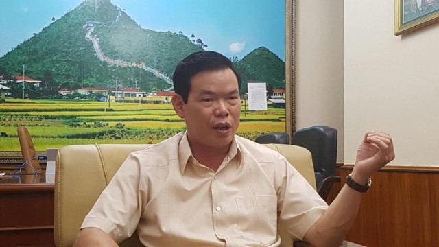 """Ông Triệu Tài Vinh: """"Tôi đang nắm xem ai, lãnh đạo nào nhắn tin xin điểm"""""""