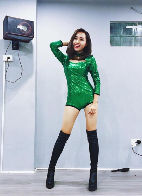 Vũ công xinh đẹp, nhảy sexy được chọn làm MC thời tiết VTV - Ảnh 8.