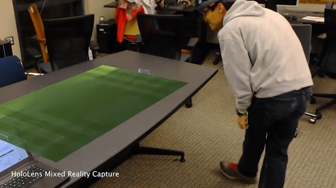 Công nghệ tái tạo một trận đấu bóng đá dưới dạng hình ảnh 3D, còn có cả khả năng thay thế công nghệ VAR đang gây ra vô vàn tranh cãi - Ảnh 2.