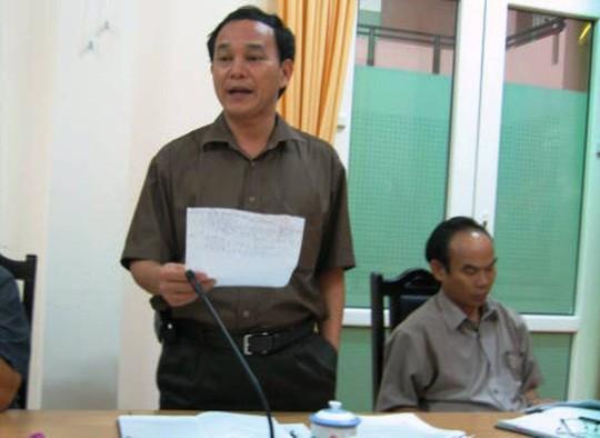 Vụ giám đốc sở bổ nhiệm sai hàng loạt: Cảnh cáo trưởng phòng tổ chức - Ảnh 1.