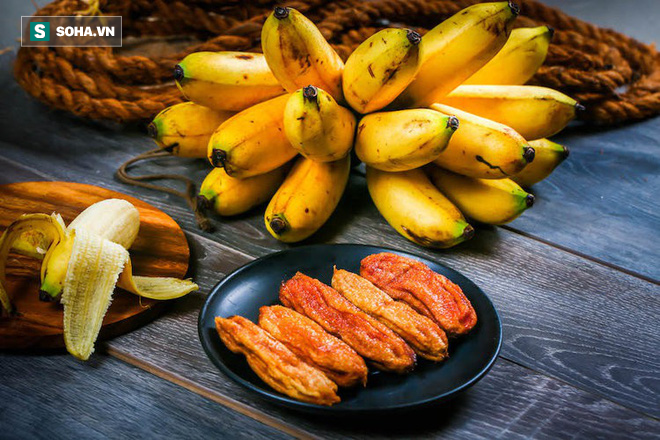 Mỗi ngày ăn 1 quả chuối: Cơ thể nhận về 7 tác dụng, nhiều bệnh tật được loại trừ - Ảnh 1.