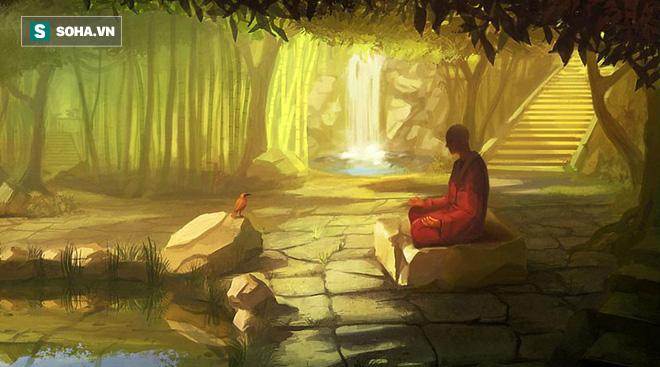 Ngày nào cũng ra mộ chồng khóc lóc, đến khi gặp đứa trẻ mục đồng, người phụ nữ thay đổi hẳn - Ảnh 1.