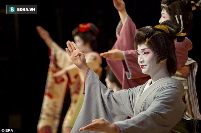 Sự thật mối quan hệ Geisha-Samurai: Người tình không bao giờ cưới! - Ảnh 3.