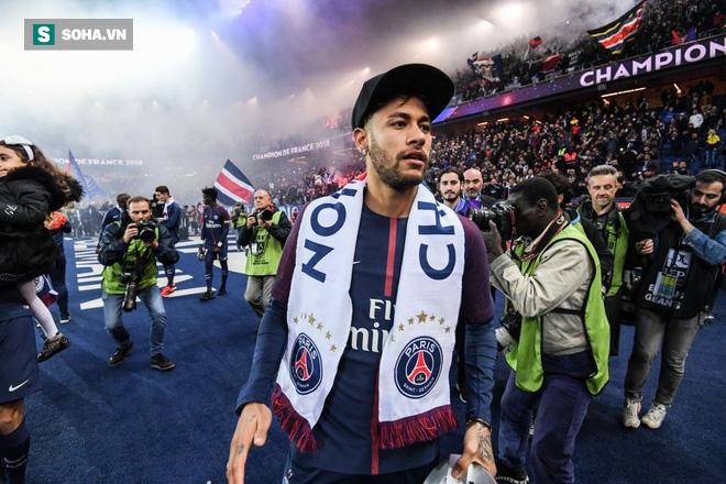 Một năm sau ngày hỉ hả ra đi, Neymar giờ cuống quýt trong tuyệt vọng - Ảnh 1.