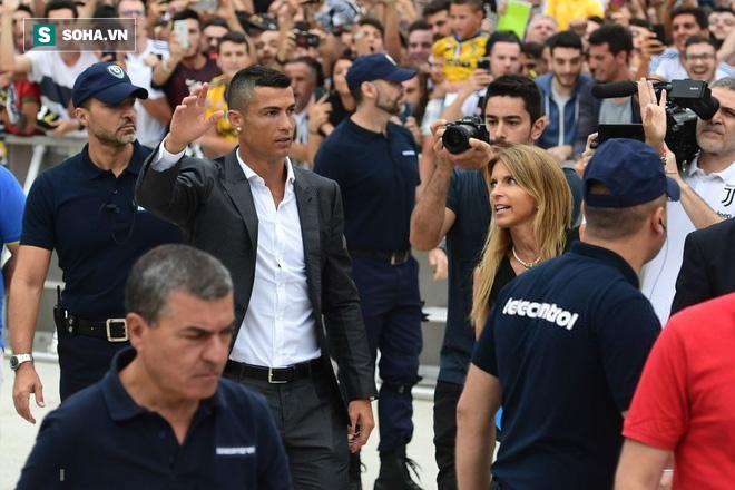 Đừng ngạc nhiên nếu tại Juventus, Ronaldo có thể chơi đến năm 40 tuổi - Ảnh 1.