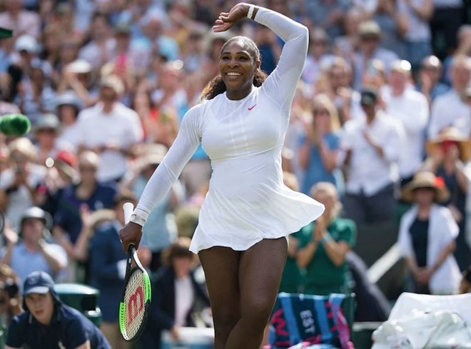 Tay vợt Serena: Gửi đến các bà mẹ, tôi đang chiến đấu vì các bạn - Ảnh 4.