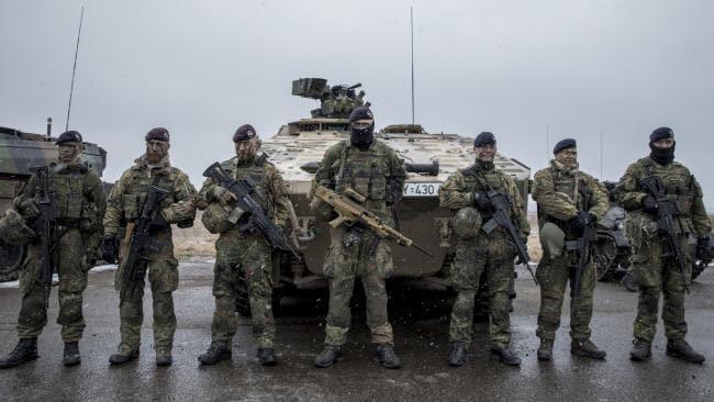 Nguy cơ xảy ra xung đột quân sự giữa Nga-châu Âu tại tử huyệt 104km của NATO - Ảnh 4.
