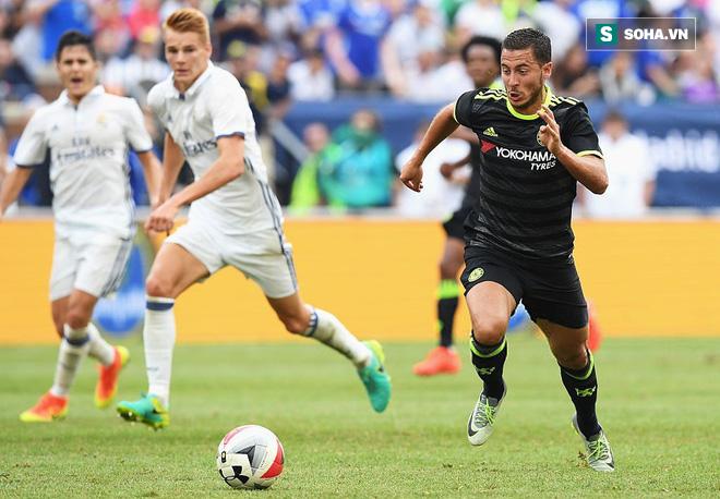 Chelsea ra cái giá quá đắt để Real Madrid có được Eden Hazard - Ảnh 1.