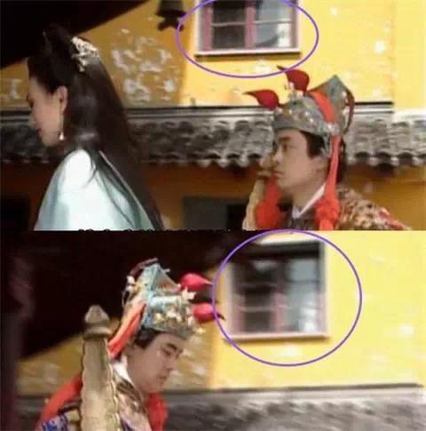 Sạn hài hước trong phim Hoa ngữ: Thời Tam Quốc có ô tô, người cổ đại đi giày Tây - Ảnh 4.