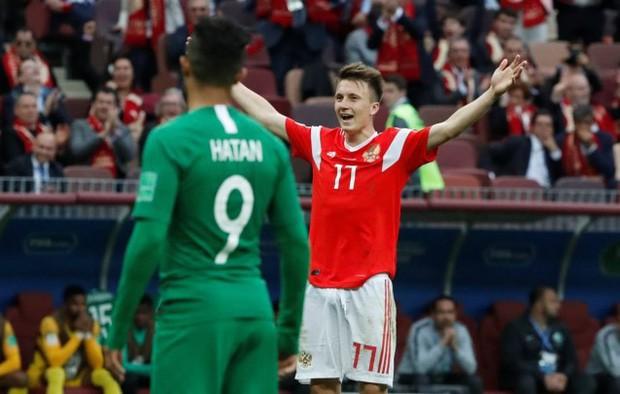 Trai đẹp của tuyển Nga được fan nữ săn lùng ở World Cup 2018 sắp gia nhập Chelsea - Ảnh 2.