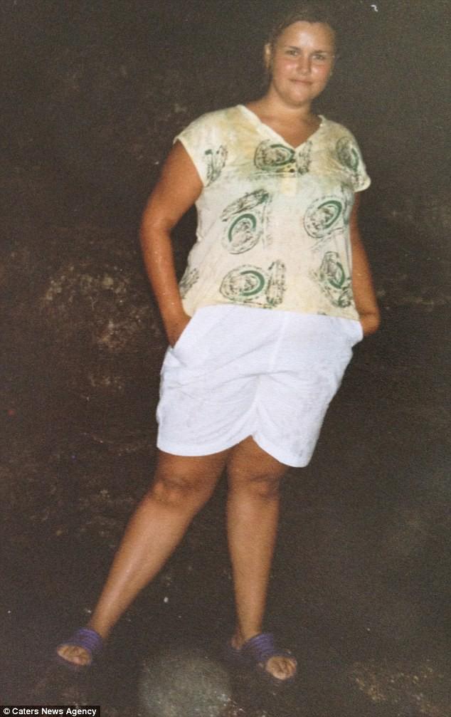 Bị bạn bè bắt nạt vì thân hình quá khổ hơn 100kg, cô nàng 9x quyết tâm phục thù thay đổi ngoại hình ngoạn mục đến kinh ngạc - Ảnh 2.