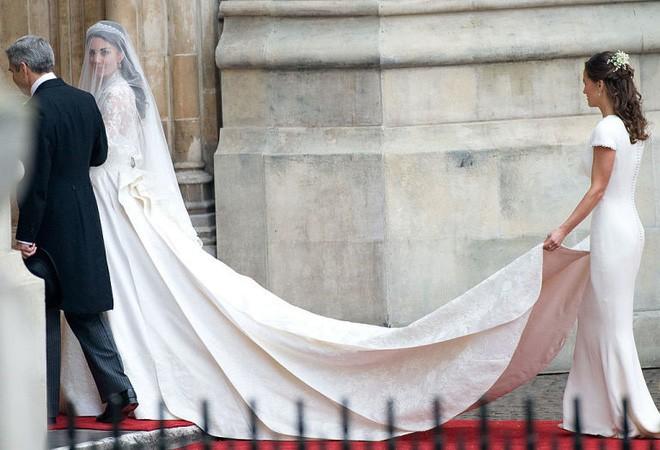 Nổi bật với thân hình quyến rũ nhưng Pippa Middleton - em gái của công nương Kate lại có kiểu ăn uống đơn giản thế này - Ảnh 1.
