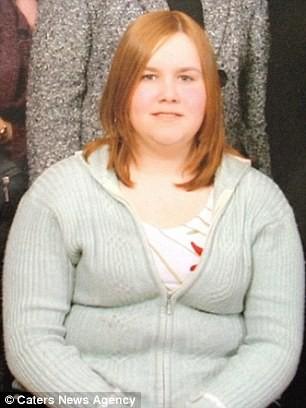 Bị bạn bè bắt nạt vì thân hình quá khổ hơn 100kg, cô nàng 9x quyết tâm phục thù thay đổi ngoại hình ngoạn mục đến kinh ngạc - Ảnh 5.