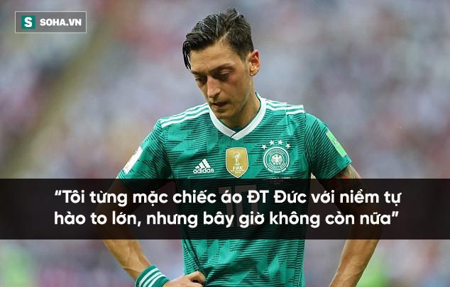 Phẫn nộ vì bị ngược đãi, nhà vô địch World Cup giã từ đội tuyển sau tâm thư ngàn chữ - Ảnh 8.
