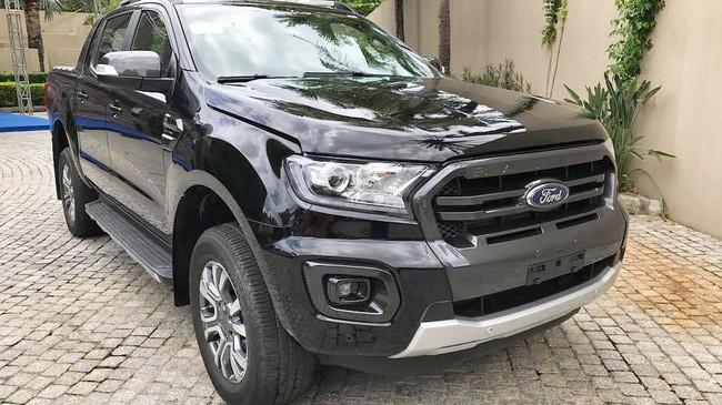 """""""Vua phân phối tải"""" xe Ford Ford Ranger 2018 bản cấp cao đã về Việt Nam, giá phân phối là ẩn số bất ngờ - Ảnh 2."""