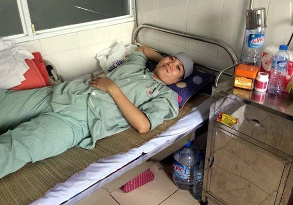 Hoa khôi đá cầu Việt Nam qua đời vì ung thư - Ảnh 2.