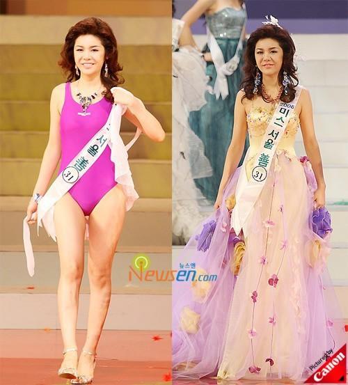Loạt Hoa hậu châu Á xấu đi vào lịch sử: Người đôi mươi mà trông như bà cô U50, kẻ bị chê nhan sắc đáng sợ đến mức kinh dị - Ảnh 16.