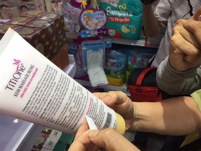Chuỗi siêu thị Con Cưng thu hồi gần 6.000 sản phẩm lỗi - Ảnh 3.