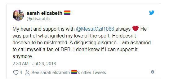 Người hâm mộ thế giới phẫn nộ khi Ozil từ giã tuyển Đức trong uất nghẹn - Ảnh 4.