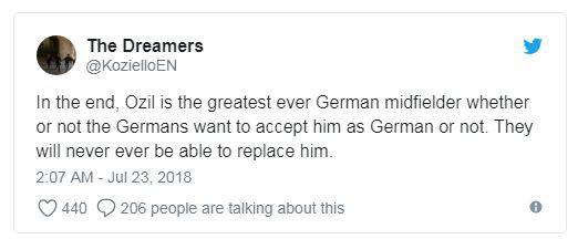 Người hâm mộ thế giới phẫn nộ khi Ozil từ giã tuyển Đức trong uất nghẹn - Ảnh 5.