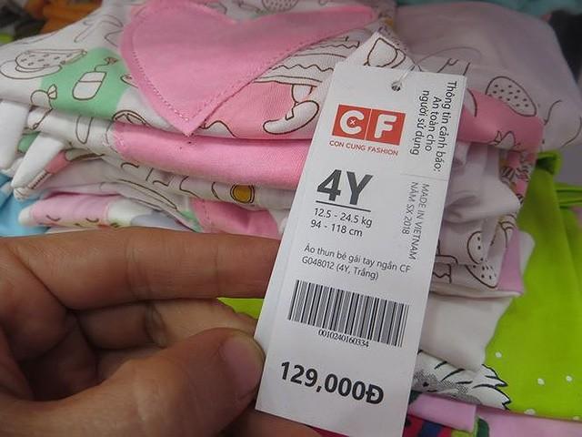 Chuỗi siêu thị Con Cưng thu hồi gần 6.000 sản phẩm lỗi - Ảnh 5.