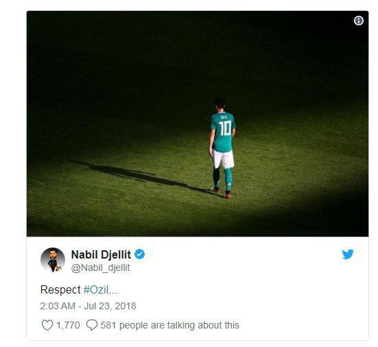 Người hâm mộ thế giới phẫn nộ khi Ozil từ giã tuyển Đức trong uất nghẹn - Ảnh 7.