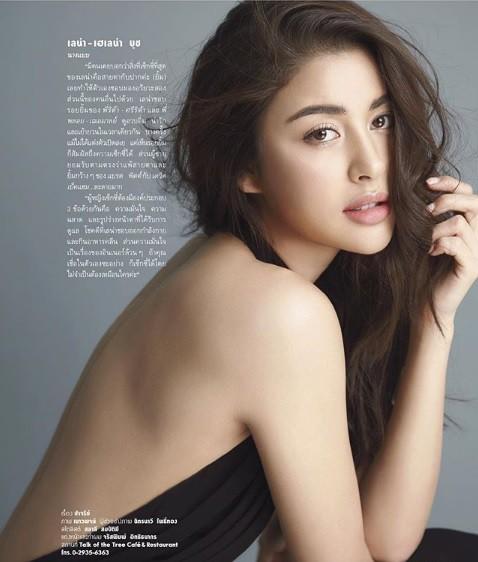 Sau cô bạn gái kém xinh, nam thần Thái Lan kết đôi cùng ứng viên Hoa hậu - Ảnh 5.