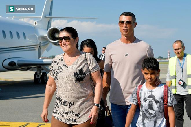 Kết quả kiểm tra y tế ở Juventus hé lộ điều cực kỳ bất ngờ về Ronaldo - Ảnh 1.