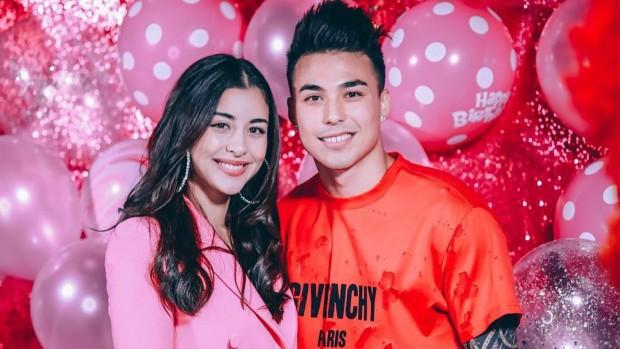 Sau cô bạn gái kém xinh, nam thần Thái Lan kết đôi cùng ứng viên Hoa hậu - Ảnh 1.