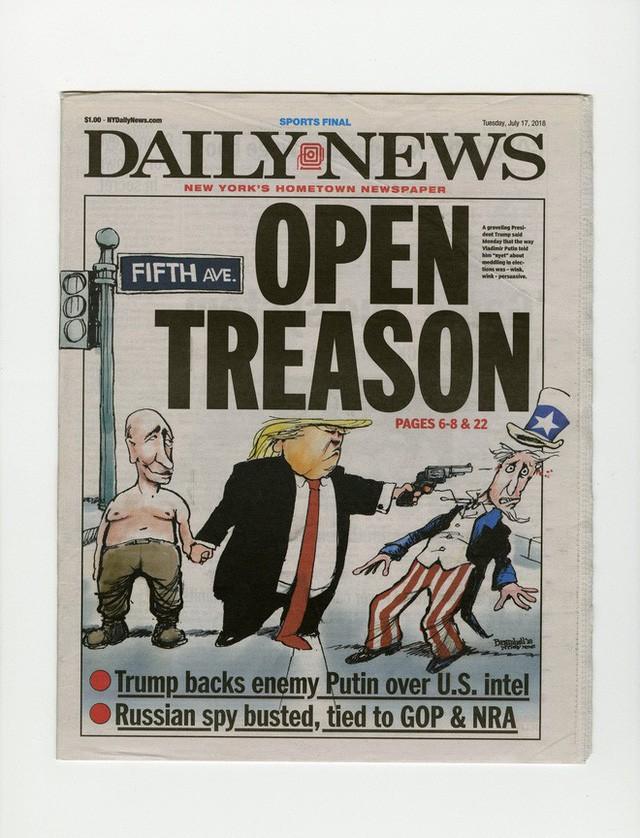 Cuộc họp kéo dài chưa đầy 1 phút, nửa tòa soạn tờ báo 99 tuổi của Mỹ bị sa thải, tổng biên tập cũng mất việc - Ảnh 2.