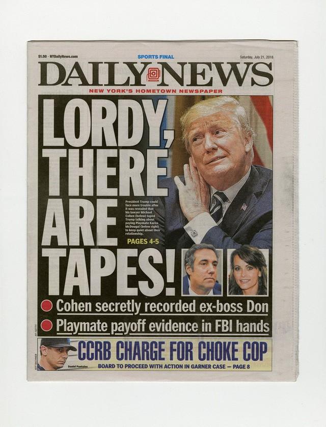 Cuộc họp kéo dài chưa đầy 1 phút, nửa tòa soạn tờ báo 99 tuổi của Mỹ bị sa thải, tổng biên tập cũng mất việc - Ảnh 1.