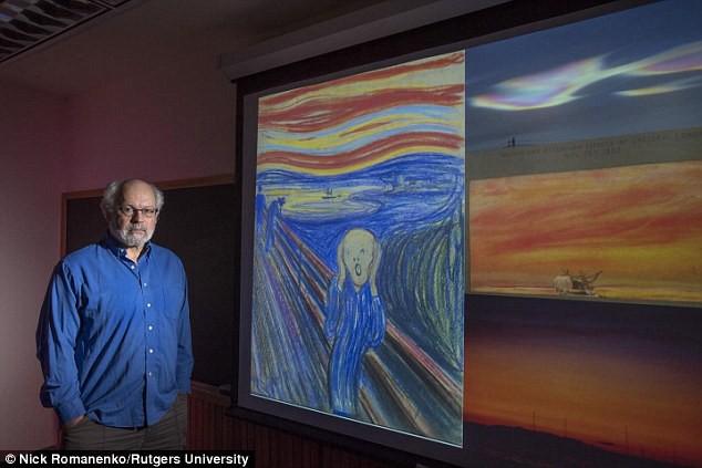 Bức tranh Tiếng hét: Bí mật hơn 120 năm đã được khoa học giải mã - Ảnh 5.