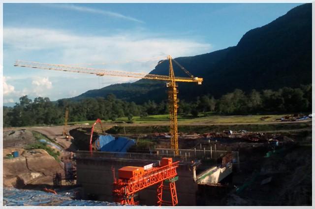 Vụ vỡ đập thủy điện ở Lào: Những hình ảnh thi công gói thầu 385 tỷ đồng của công ty VN - Ảnh 11.