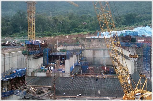 Vụ vỡ đập thủy điện ở Lào: Những hình ảnh thi công gói thầu 385 tỷ đồng của công ty VN - Ảnh 12.
