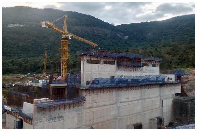 Vụ vỡ đập thủy điện ở Lào: Những hình ảnh thi công gói thầu 385 tỷ đồng của công ty VN - Ảnh 14.