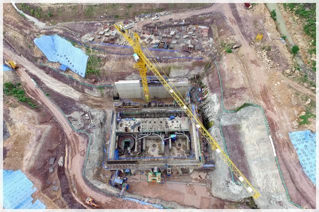 Vụ vỡ đập thủy điện ở Lào: Những hình ảnh thi công gói thầu 385 tỷ đồng của công ty VN - Ảnh 15.