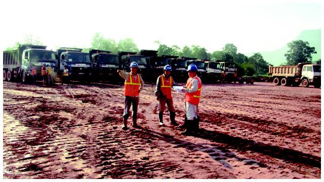 Vụ vỡ đập thủy điện ở Lào: Những hình ảnh thi công gói thầu 385 tỷ đồng của công ty VN - Ảnh 3.