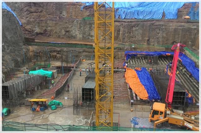 Vụ vỡ đập thủy điện ở Lào: Những hình ảnh thi công gói thầu 385 tỷ đồng của công ty VN - Ảnh 6.