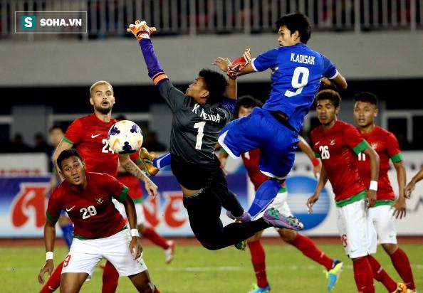 Thầy của De Gea, Mata đặt mục tiêu không tưởng tại Asiad cho U23 Indonesia - Ảnh 1.
