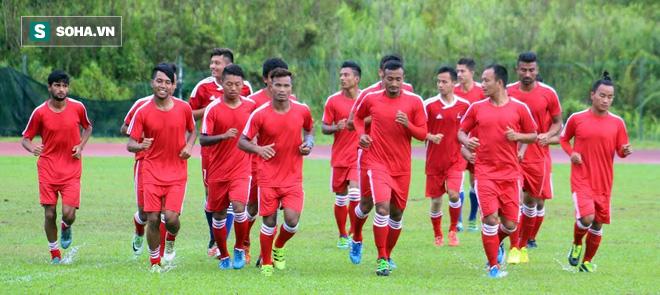 Cả nền bóng đá chìm trong khủng hoảng, Nepal liệu có thể cản đường U23 Việt Nam? - Ảnh 2.