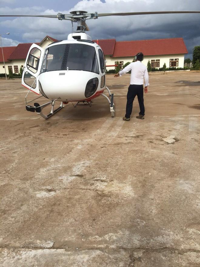 Bầu Đức đã chi bao nhiêu tiền thuê trực thăng giải cứu 26 người trong vụ vỡ đập ở Lào? - Ảnh 1.