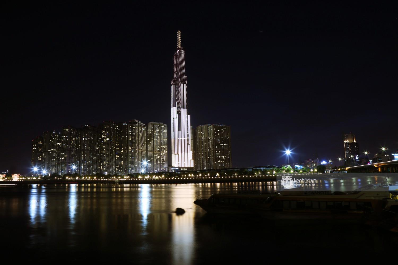 Chùm ảnh: Toàn cảnh toà nhà 81 tầng cao nhất Việt Nam trước ngày khai trương ở Sài Gòn - Ảnh 2.