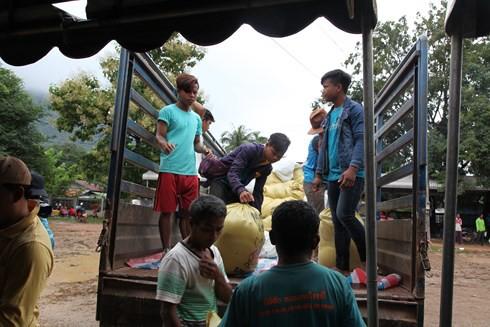 """Vỡ đập thủy điện tại Lào: """"Nước lên nhanh nên không kịp mang gì hết"""" - Ảnh 2."""